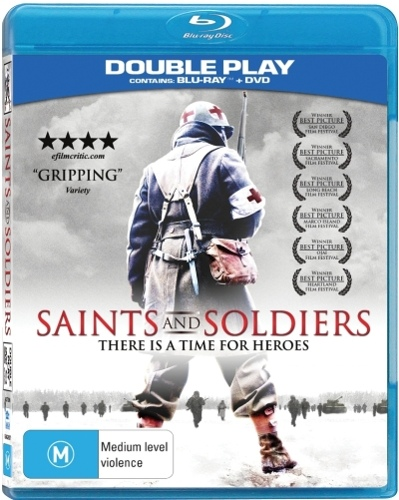 Saints and Soldiers (Blu-ray/DVD)