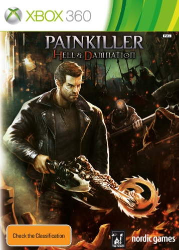 Painkiller Hell and Damnation HD