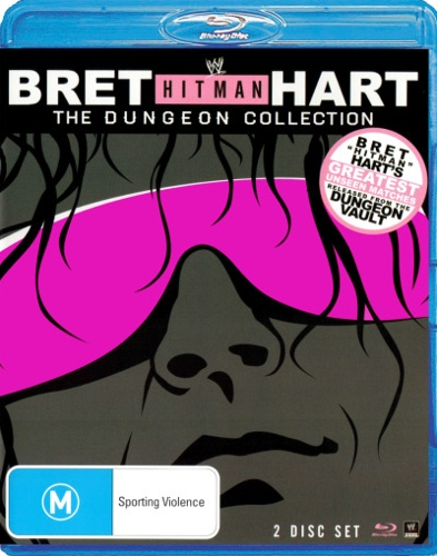 Bret 'Hit Man' Hart: The Dungion Collection (2 Discs)