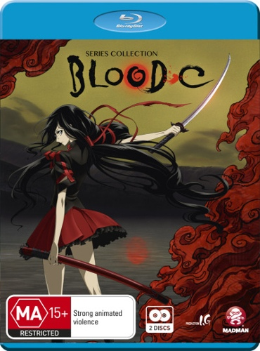 Blood-C: Series Collection (2 Discs)