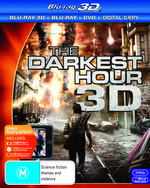 The Darkest Hour (3D Blu-ray/Blu-ray/DVD/Digital Copy)