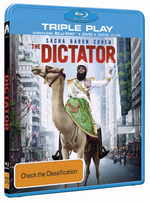 The Dictator (Extended Cut) (Blu-ray/DVD)