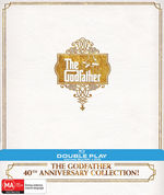 The Godfather Complete Collection (40th Anniversary Blu-ray/DVD Boxset)