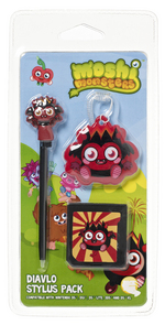 Moshi Monsters Diavlo Stylus Pack