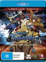 Sengoku Basara: Samurai Kings 2 - Season 2 Collection