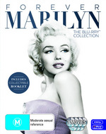 Forever Marilyn: The Blu-Ray Collection (7 Movies)