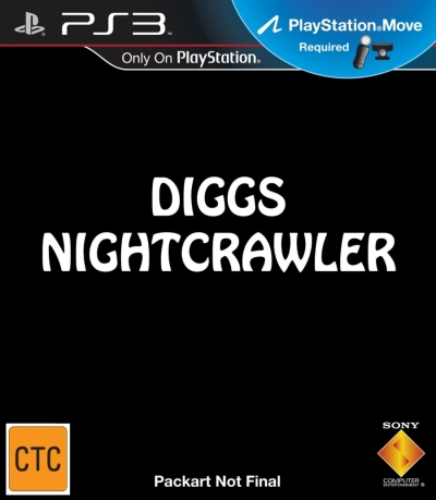 Wonderbook Diggs Nightcrawler (Game Only)