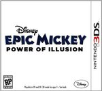 Epic Mickey 2 Power of Illusion