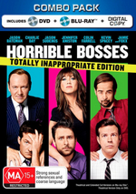 Horrible Bosses (Blu-ray/DVD)