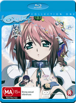 Heaven's Lost Property: Collection 1