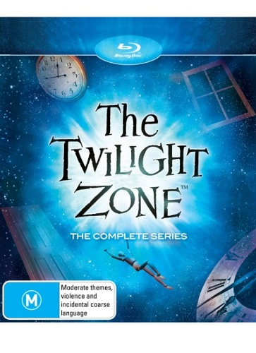 The Twilight Zone - Original Series: Complete Bluray Collection (24 Discs)