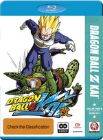 Dragon Ball Z Kai: Collection 6