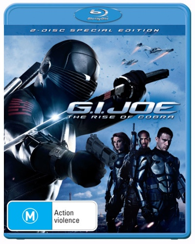 G.I. Joe: The Rise of Cobra (2009) (2 Disc Edition)