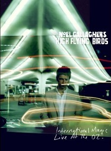 Noel Gallagher's High Flying Birds: International Magic - Live at the O2 (2 Discs)