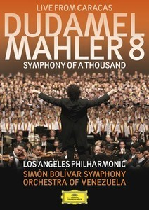 Dudamel Mahler 8: Symphony of a Thousand (Symphonie No. 8) (Blu-ray)