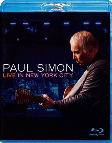Paul Simon: Live in New York City