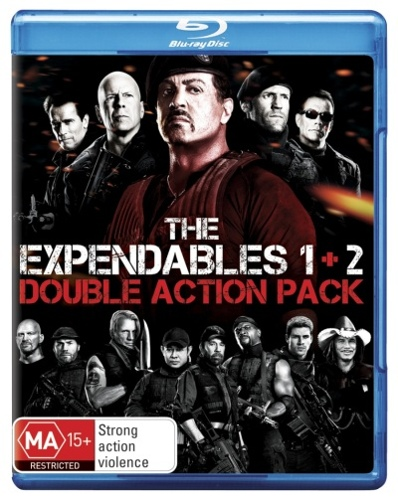 Expendables: 1 and 2 (Double Action Pack) (2 Discs)