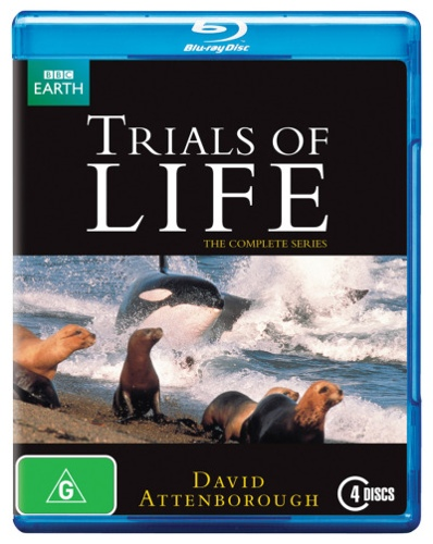 Trials of Life (The Complete Series) (4 Discs)