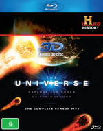 The Universe: The Complete Season 5