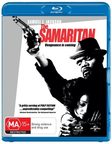 The Samaritan (Blu-ray) (1 Disc)