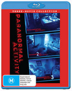 Paranormal Activity Trilogy
