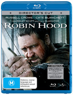 Robin Hood (2010) (Director's Cut/Theatrical Versions) (2 Disc Epic Edition)