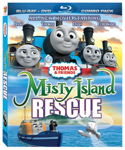 Thomas & Friends: Misty Island Rescue - The Movie (2 Discs)