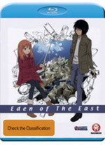 Eden of the East Tv Series Collection