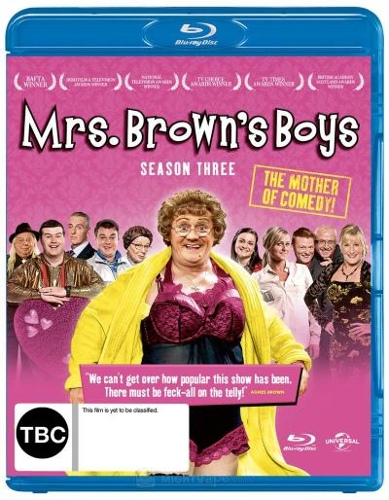Mrs Brown's Boys: Season 3