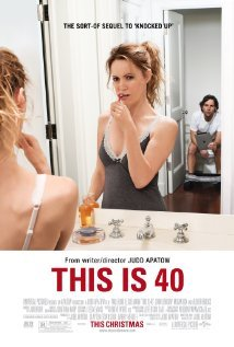 This Is 40 (Unrated and Theatrical Versions) (Blu-ray/UltraViolet)