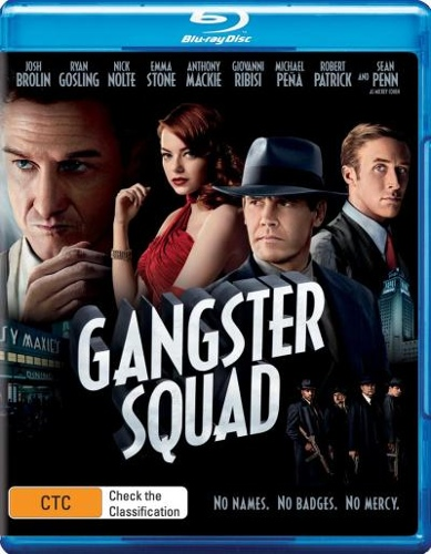 Gangster Squad (Bluray/UltraViolet)