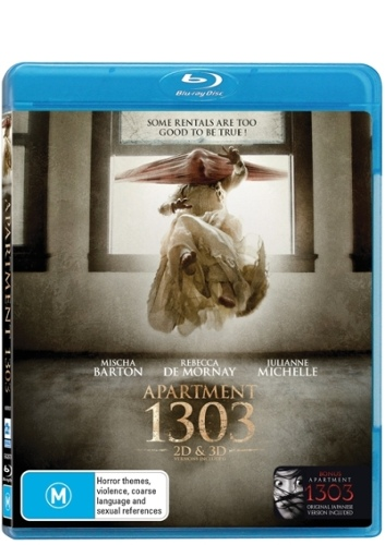 Apartment 1303 (3D Blu-ray/Blu-ray)