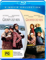 Grumpy Old Men / Grumpier Old Men (Blu-ray Double)