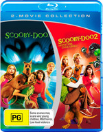 Scooby-Doo: The Movie / Scooby-Doo 2: Monsters Unleashed (Blu-ray Double)