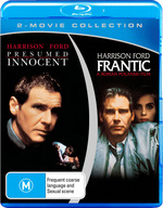 Frantic / Presumed Innocent (Blu-ray Double)
