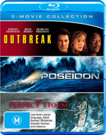 Outbreak / Poseidon / The Perfect Storm (Blu-ray Triple)