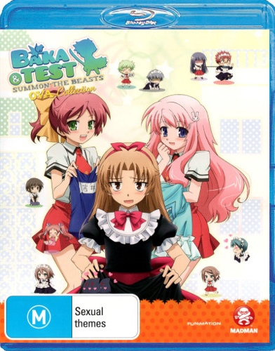 Baka And Test Ova Collection