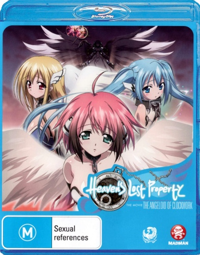 Heaven's Lost Property - The Angeloid of Clockwork (Movie)