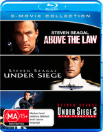 Above The Law / Under Siege / Under Siege 2 (Blu-ray Triple)