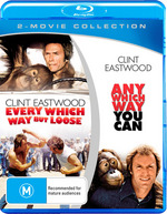 Any Which Way You Can / Every Which Way But Loose (Blu-ray Double)