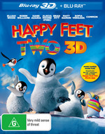 Happy Feet 2 (3D Blu-ray/Blu-ray)