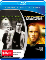 Collateral Damage / Eraser (Arnold Schwarzenegger) (Blu-ray Double)
