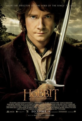 The Hobbit: An Unexpected Journey (Blu-ray/DVD/UltraViolet) (3 Discs)