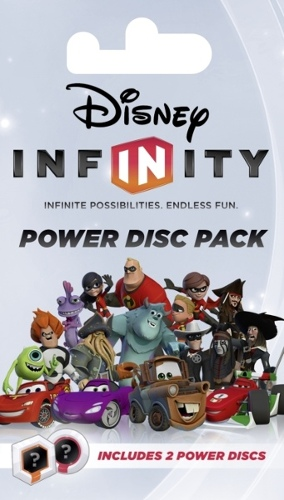 Disney Infinity Power Disc Two Pack