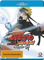 Naruto Shippuden: The Movie 2 - Bonds