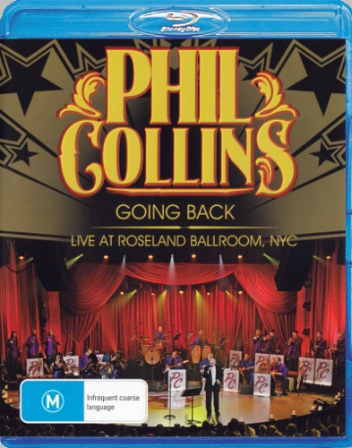 Phil Collins - Going Back: Live at Roseland Ballroom NYC