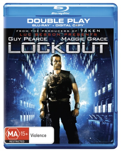 Lockout (Blu-ray/Digital Copy) (2 Discs)