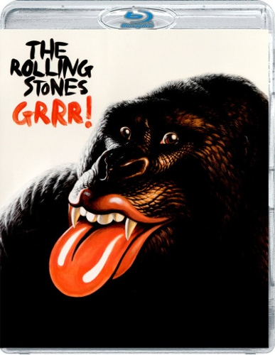 The Rolling Stones: GRRR! - The is a Blu-ray Ultra High Quality Audio. No Video Content!