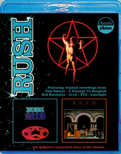 Rush - 2112 / Moving Pictures (Classic Albums)