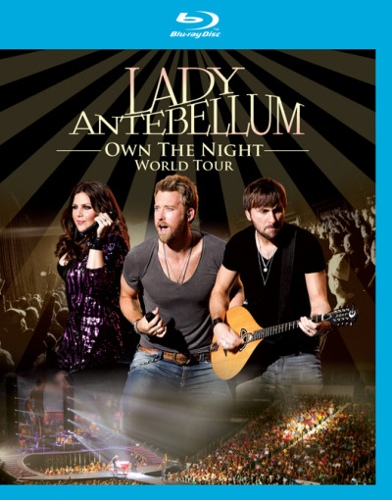 Lady Antebellum: Own The Night World Tour